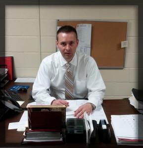 Investigations Lieutenant Jeff Brown